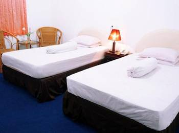 Hotel Garuda Bontang Bontang - Twin Room Hot Promo save 15%