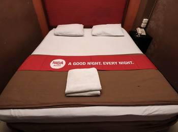 NIDA Rooms Taman Sari Kota Bus Station Jakarta - Double Room Single Occupancy  Special Promo