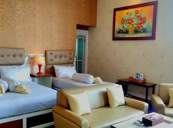 Hotel Gradia 2 Malang - Exclusive 3 Regular Plan