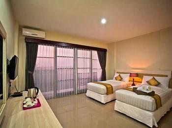 Anumana Bay View Bali - Kamar Deluxe Double atau Twin dengan dapur - dengan sarapan Last Minute Deal