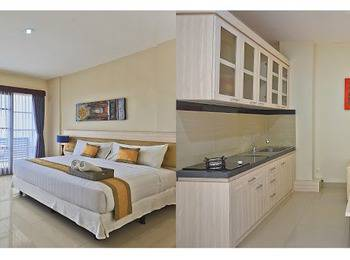 Anumana Bay View Bali - Kamar Deluxe double atau Twin Dengan dapur-Tanpa sarapan     Min Stay 2 Night Discount 40%