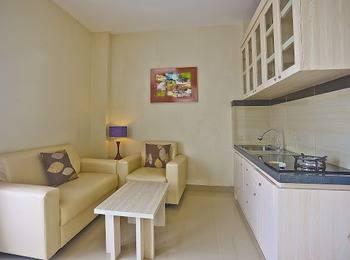 Anumana Bay View Bali - Kamar Deluxe double atau Twin Dengan dapur-Tanpa sarapan     Last Minute Special Rate includes 25% discount!