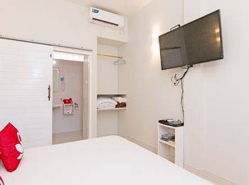 ZenRooms Gili Trawangan Semampar Lombok - Double Room Regular Plan
