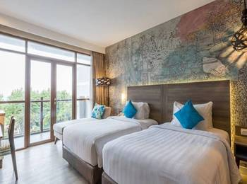 Wyndham Garden Kuta Beach Bali Bali - Executive Ocean View Regular Plan