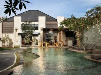 Daluman Villas Bali - One Bedroom Villa Regular Plan