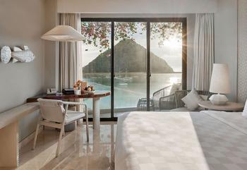 AYANA Komodo Resort, Waecicu Beach - Deluxe Full Ocean View Room Regular Plan