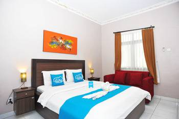 Airy Legian Dewi Sri Satu 14 Kuta Bali - Standard Double Room Only Regular Plan