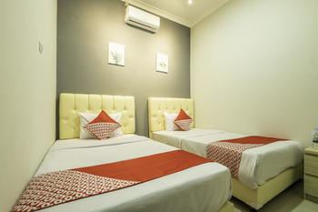 OYO 1504 Alana Gardenia Syariah Garut - Standard Twin Room Regular Plan