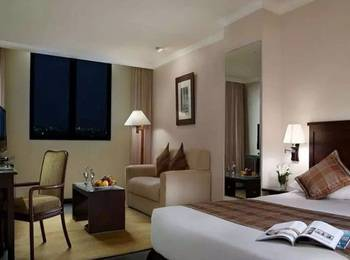Hotel Kristal Jakarta - Studio Suite with Breakfast Regular Plan