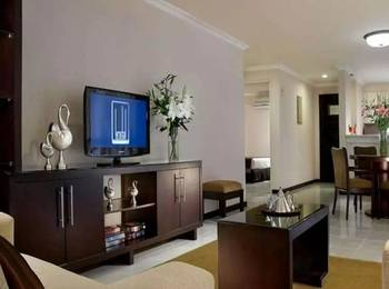 Hotel Kristal Jakarta - 2 Bedroom Suite Regular Plan