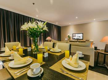 Kristal hotel Jakarta Jakarta - Three Bedroom Deluxe Regular Plan