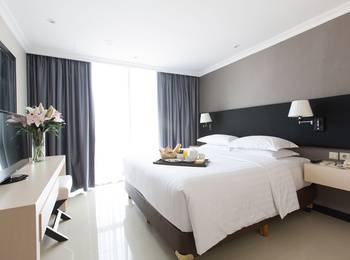 Kristal hotel Jakarta Jakarta - Studio Suite with Breakfast Regular Plan