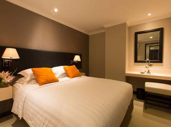 Kristal Hotel Jakarta Jakarta - Two Bedroom Deluxe Room Only Special Promo - Non Refund