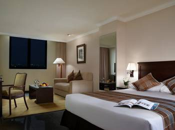Kristal hotel Jakarta Jakarta - Three Bedroom Superior - Hanya Kamar Regular Plan