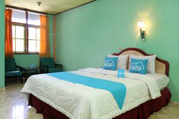 Airy Eco Syariah HM Bafadhal Sungai Asam Jambi - Deluxe Double Room Only Regular Plan