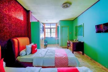 OYO 3435 Hotel Matahari 2 Syariah Jambi - Standard Twin Room Last Minute Deal