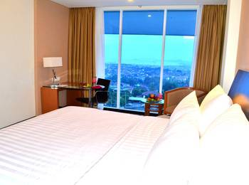 Emersia Hotel Lampung - Deluxe King Bed Room Only / No Breakfast Regular Plan