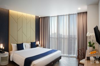 Aston Kemayoran City Hotel Jakarta - Studio Double Room Only Regular Plan