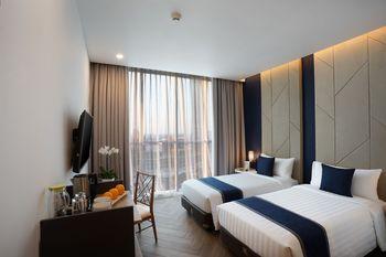 Aston Kemayoran City Hotel Jakarta - Studio Twin Room Only Regular Plan