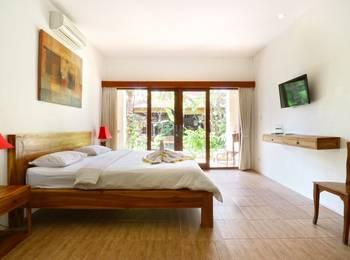 D'uma Residence & Hostel Bali - Deluxe Room Only FC Basic Deal 30%