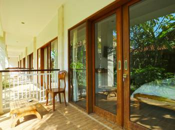 D'uma Residence & Hostel Bali - Suite Room with Balcony Room Only FC MS 2N 39%