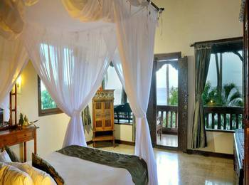 Coral View Villas Bali - Family Room Regular Plan