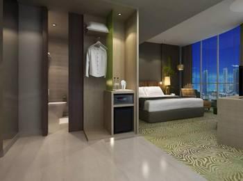 AONE Hotel Jakarta - Grand Deluxe Room Regular Plan