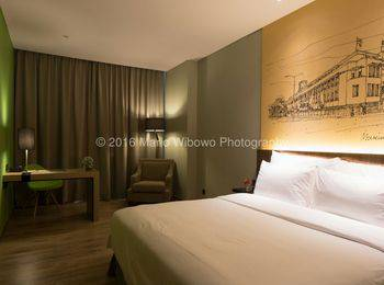 AONE Hotel Jakarta - Grand Deluxe Room Regular Plan