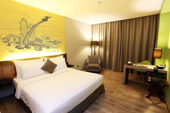 AONE Hotel Jakarta - Grand Deluxe Room With Breakfast Regular Plan