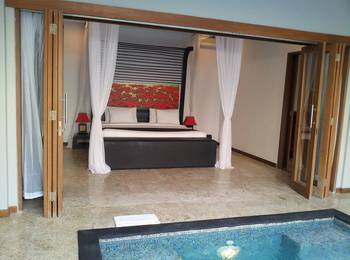 Amor Bali Villas   - 1 Bedroom Pool Villa Basic Deal