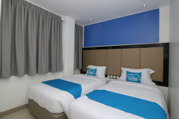 Airy Ancol Kemayoran RE Martadinata 12 Jakarta Jakarta - Superior Twin Room Only Special Promo 11