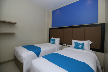 Airy Ancol Kemayoran RE Martadinata 12 Jakarta Jakarta - Standard Twin Room Only Special Promo July 48