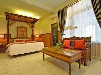 Puri Dewa Bharata Hotel & Villas Bali - Deluxe - Room Only Promo Weekend  62%