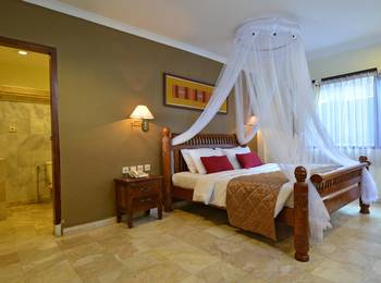 Puri Dewa Bharata Hotel & Villas Bali - Downstairs Villa Last Minute 60% - OFF