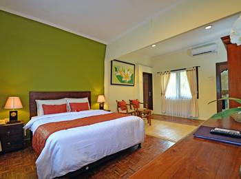 Puri Dewa Bharata Hotel & Villas Bali - Upstairs Villa Basic Deals