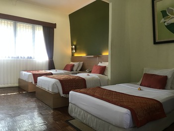Puri Dewa Bharata Hotel & Villas Bali - Super Deluxe with Extra Bed Basic Deal
