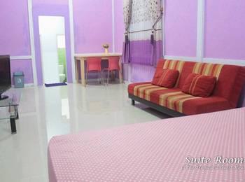 Tropicana Guest House Bengkulu - Suite Room Regular Plan