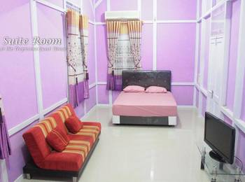 Tropicana Guest House Bengkulu - Suite Room Regular Plan