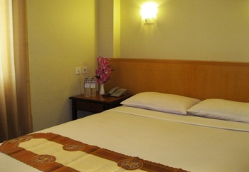 Aiqo Hotel Balikpapan - Standard Double Room Regular Plan