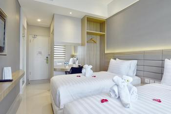 Grass Inn Solo Solo - Superior Twin Room Only Kurma Deal