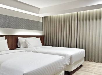 Ayola Sunrise Hotel Mojokerto Mojokerto - Executive Twin Regular Plan
