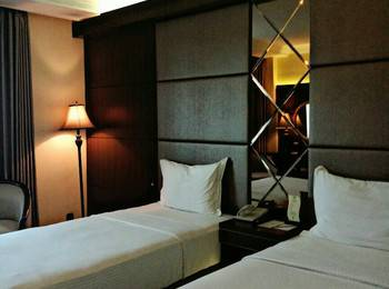 Asana Grand Pangrango Bogor - SPR Twin Room Only Regular Plan