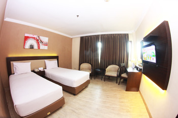 Asana Grand Pangrango Bogor - Superior Twin Back To Travel Back2Travel Minimum Stay