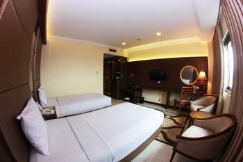 Asana Grand Pangrango Bogor - Promo Ganjil Genap Superior Twin Bed Regular Plan