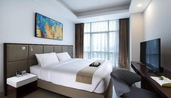 Oakwood Suites La Maison Jakarta Jakarta - 1 Bedroom for 1 Breakfast(A La Carte Breakfast Package Menu) Last Minute 10% OFF