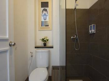 Ariva 7 Bidadari Boutique Hotel Seminyak - Deluxe Room With Terrace Regular Plan