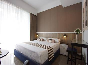 7 Bidadari Seminyak - Deluxe Terrace Room Only Regular Plan