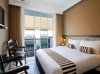 7 Bidadari Seminyak - Deluxe Balcony Room Only Hot Deal
