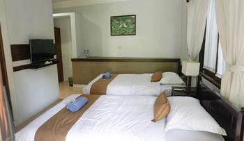 Villa Dende Lombok - Standard Twin Room Regular Plan