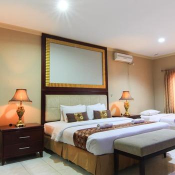 Signature Mandala Kencana Hotel Cipanas - PRESIDENT SUITE Regular Plan